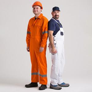Демісезонний робочий одяг