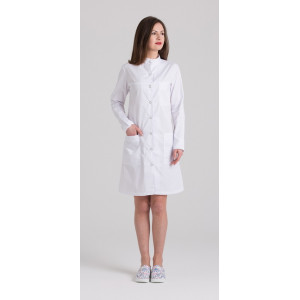 Женские медицинские халаты