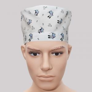 Шапочка медицинская унисекс 8300-400
