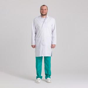 Халат медицинский мужской  9502-102