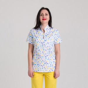 Куртка медицинская женская 9703-401