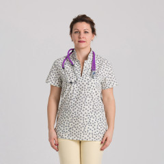 Куртка медицинская женская 9703-416