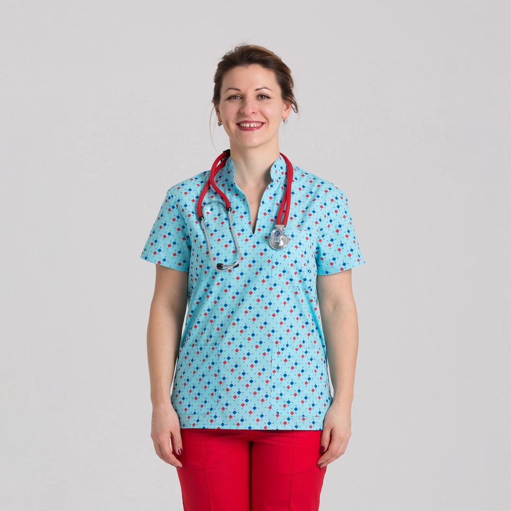 Куртка медична жіноча 9703-419