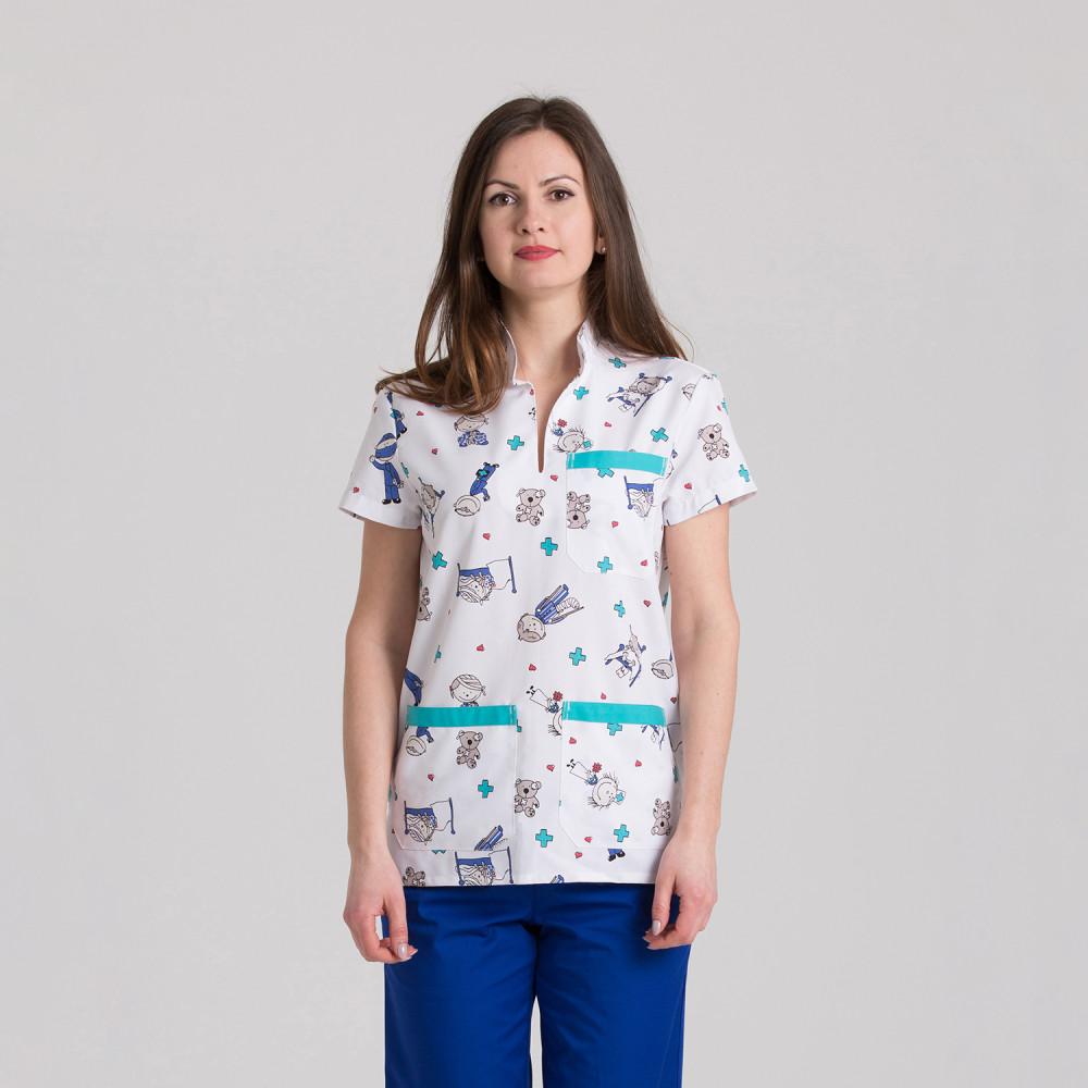 Куртка медична жіноча 9703-423