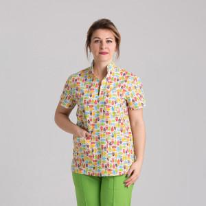Куртка медицинская женская 9703-427