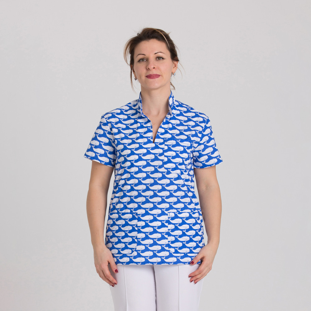 Куртка медична жіноча 9703-429