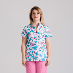 Куртка медична жіноча 9703-439