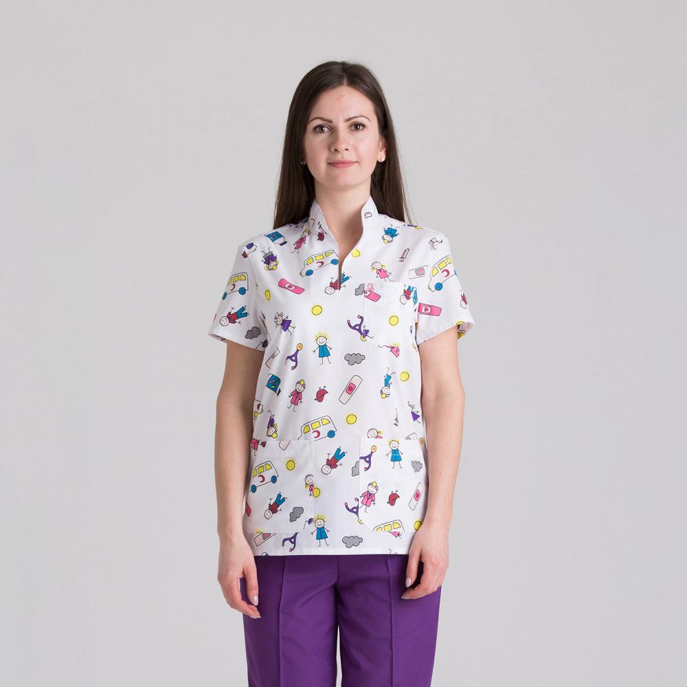 Куртка медицинская женская 9703-440