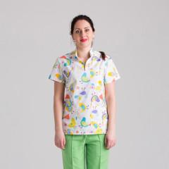 Куртка медична жіноча 9703-441