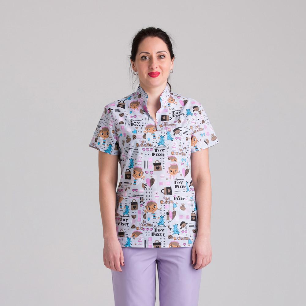 Куртка медична жіноча 9703-447