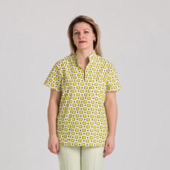 Куртка медицинская женская 9703-450