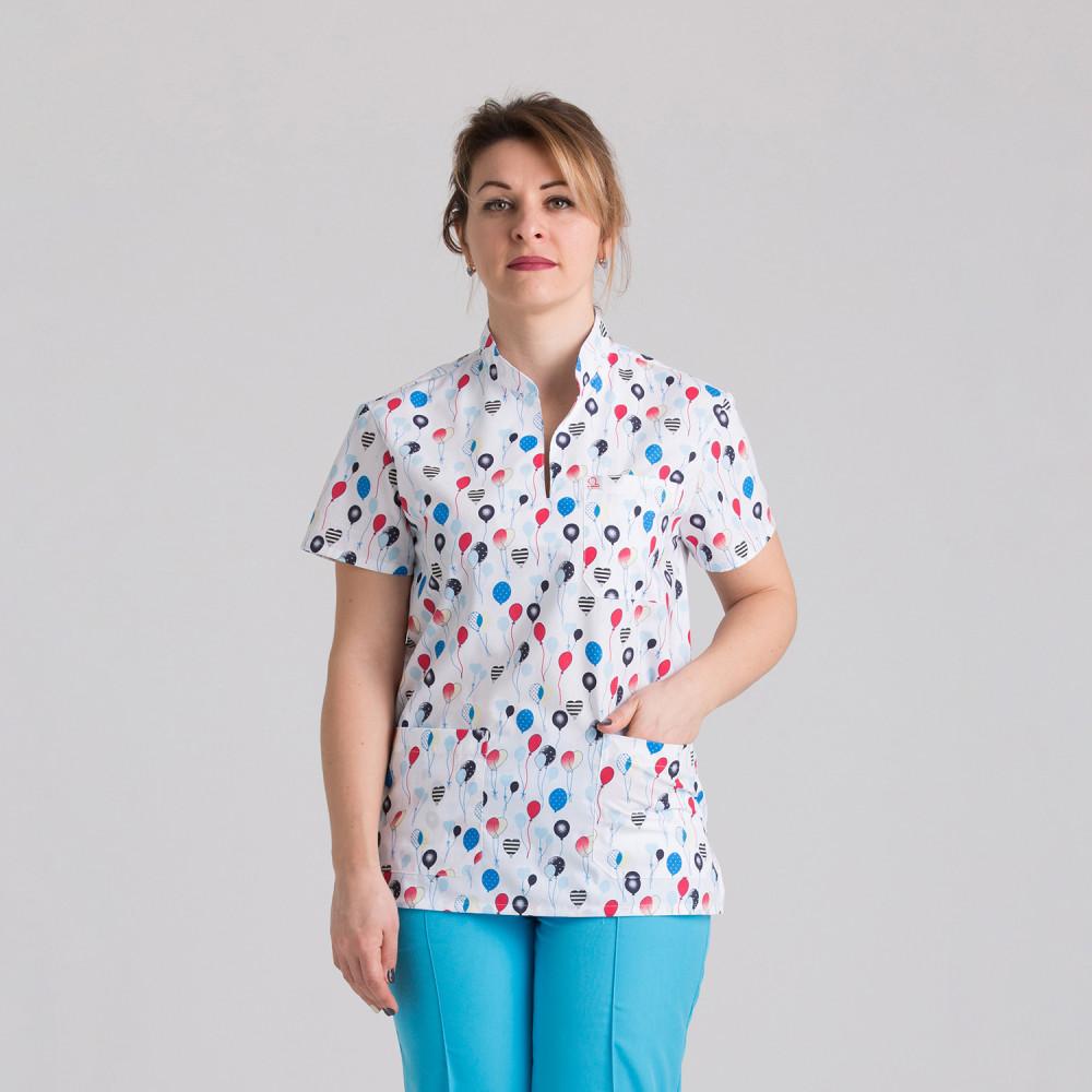 Куртка медична жіноча 9703-453