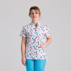 Куртка медицинская женская 9703-453