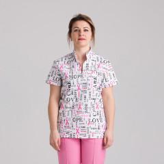 Куртка медицинская женская 9703-459