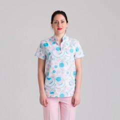 Куртка медицинская женская 9703-473
