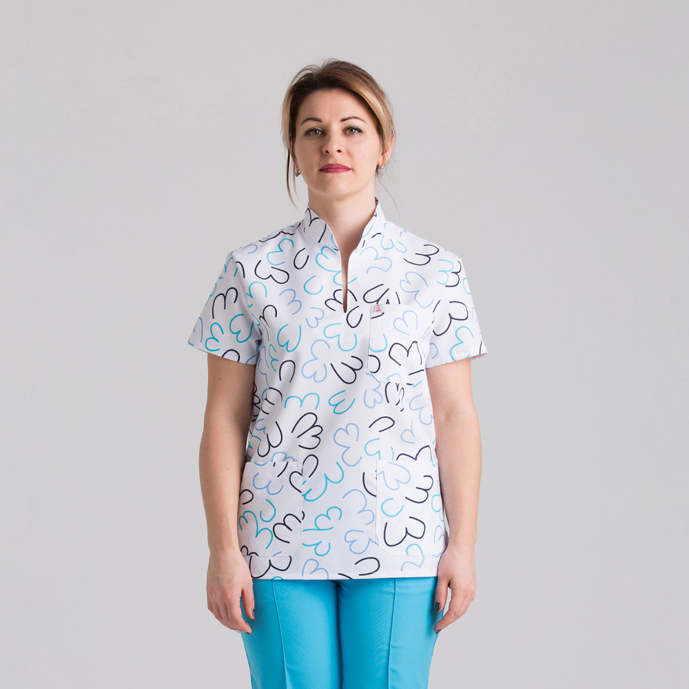 Куртка медична жіноча 9703-475