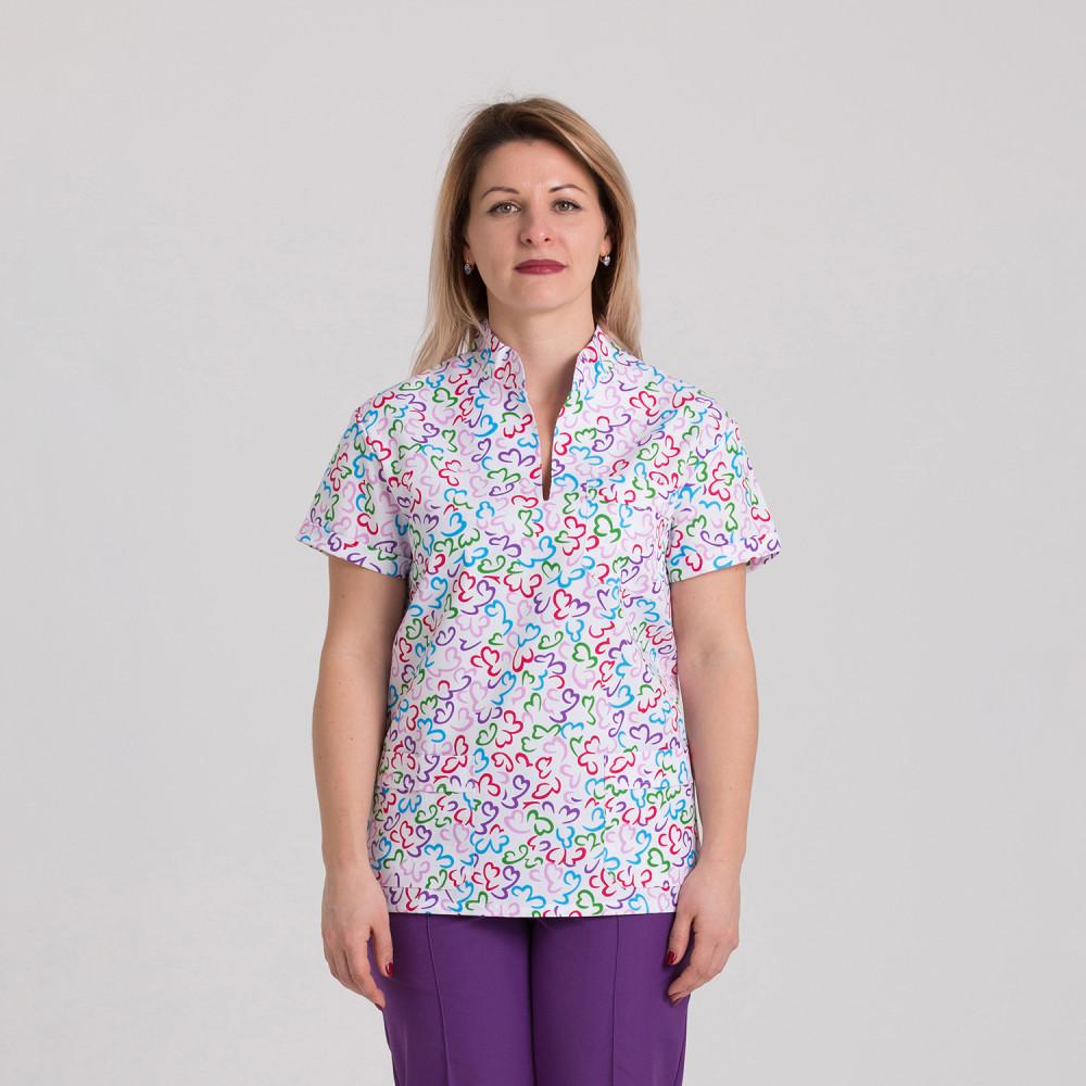Куртка медична жіноча 9703-476