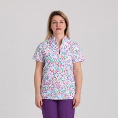 Куртка медицинская женская 9703-476