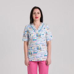 Куртка медична жіноча 9709-446