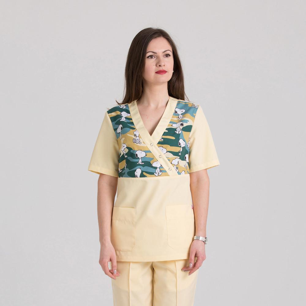 Куртка медична жіноча 9715-102-434