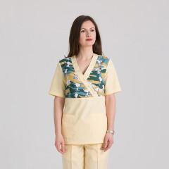 Куртка медицинская женская 9715-102-434