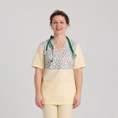 Куртка медична жіноча 9715-102-416