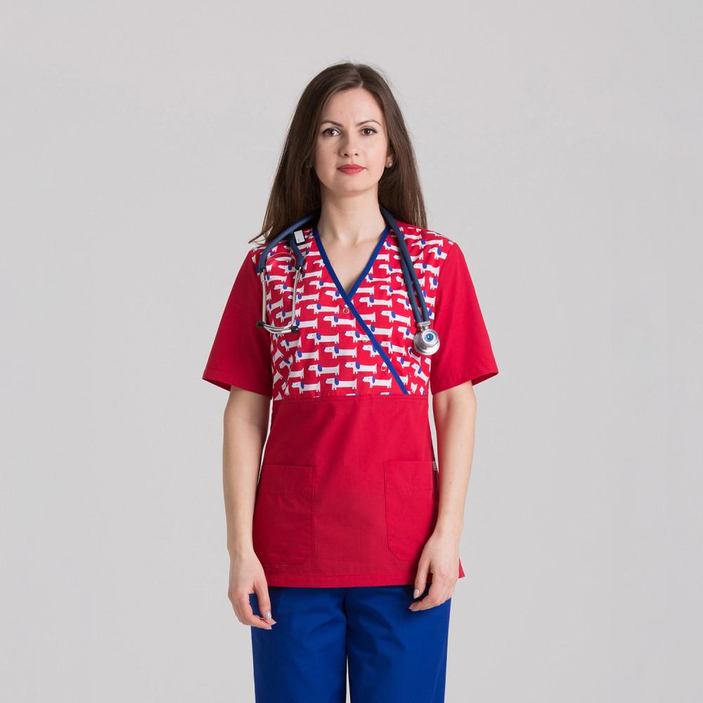 Куртка медична жіноча 9715-102-431