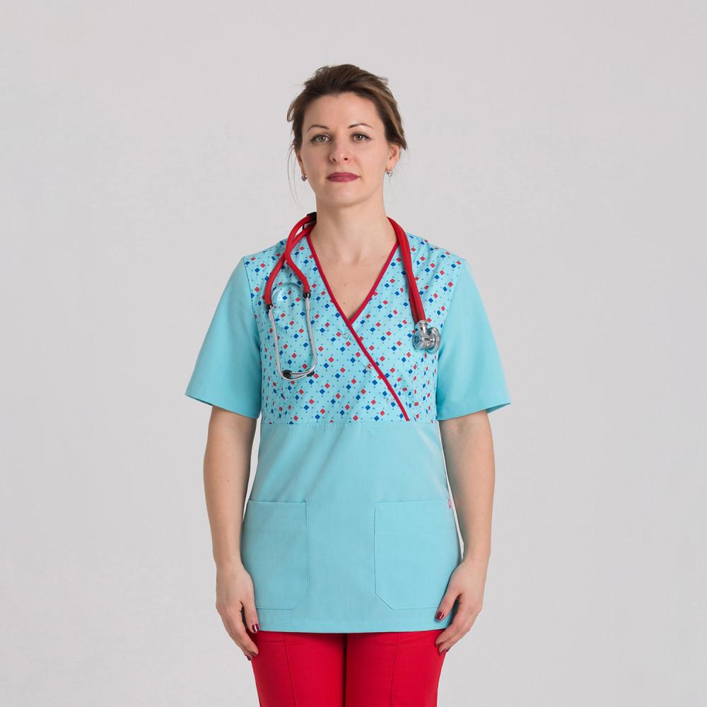 Куртка медицинская женская 9715-102-419