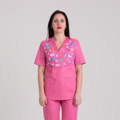 Куртка медична жіноча 9715-102-410