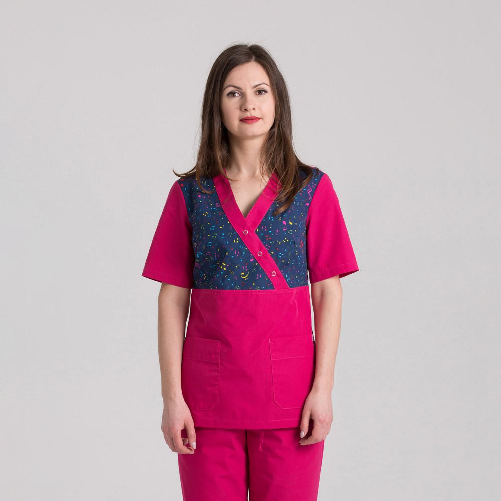 Куртка медицинская женская 9715-102-463