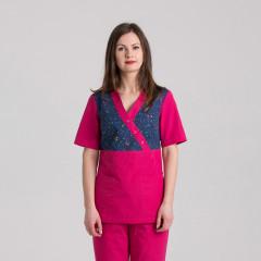 Куртка медична жіноча 9715-102-463