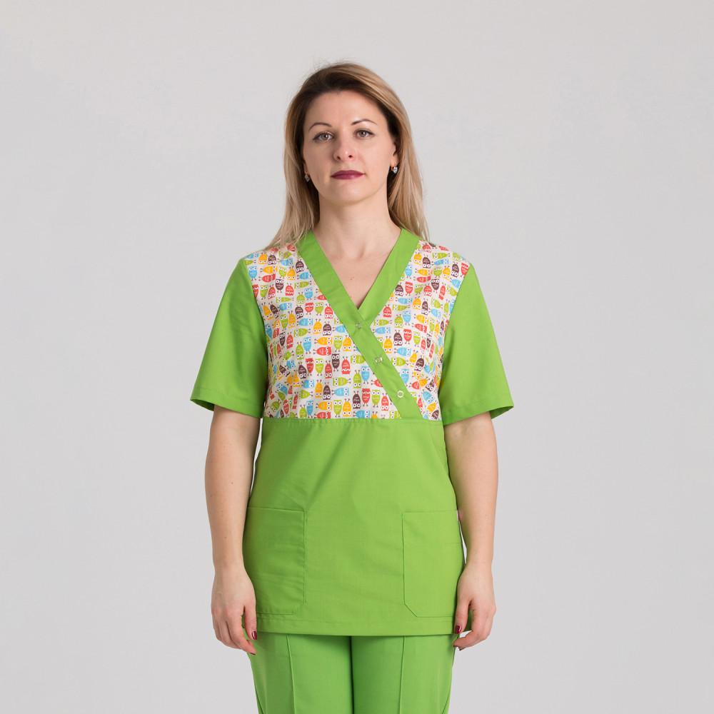 Куртка медична жіноча 9715-102-427