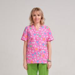 Куртка медична жіноча 9724-410