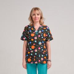 Куртка медична жіноча 9724-454