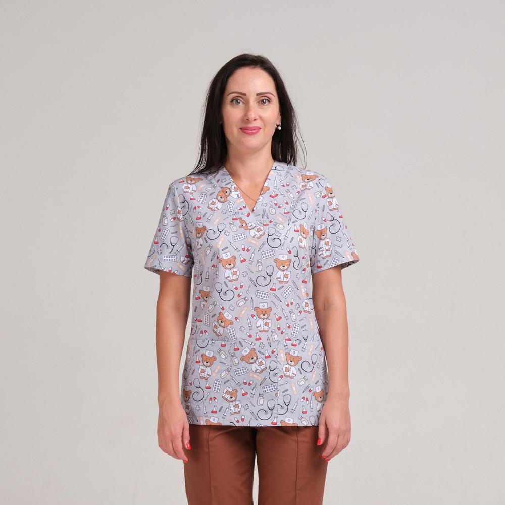 Куртка медицинская женская 9745-424