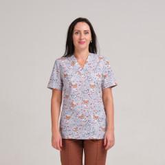 Куртка медична жіноча 9745-424