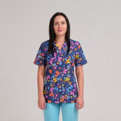 Куртка медицинская женская 9745-432