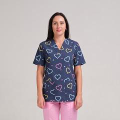 Куртка медицинская женская 9745-454