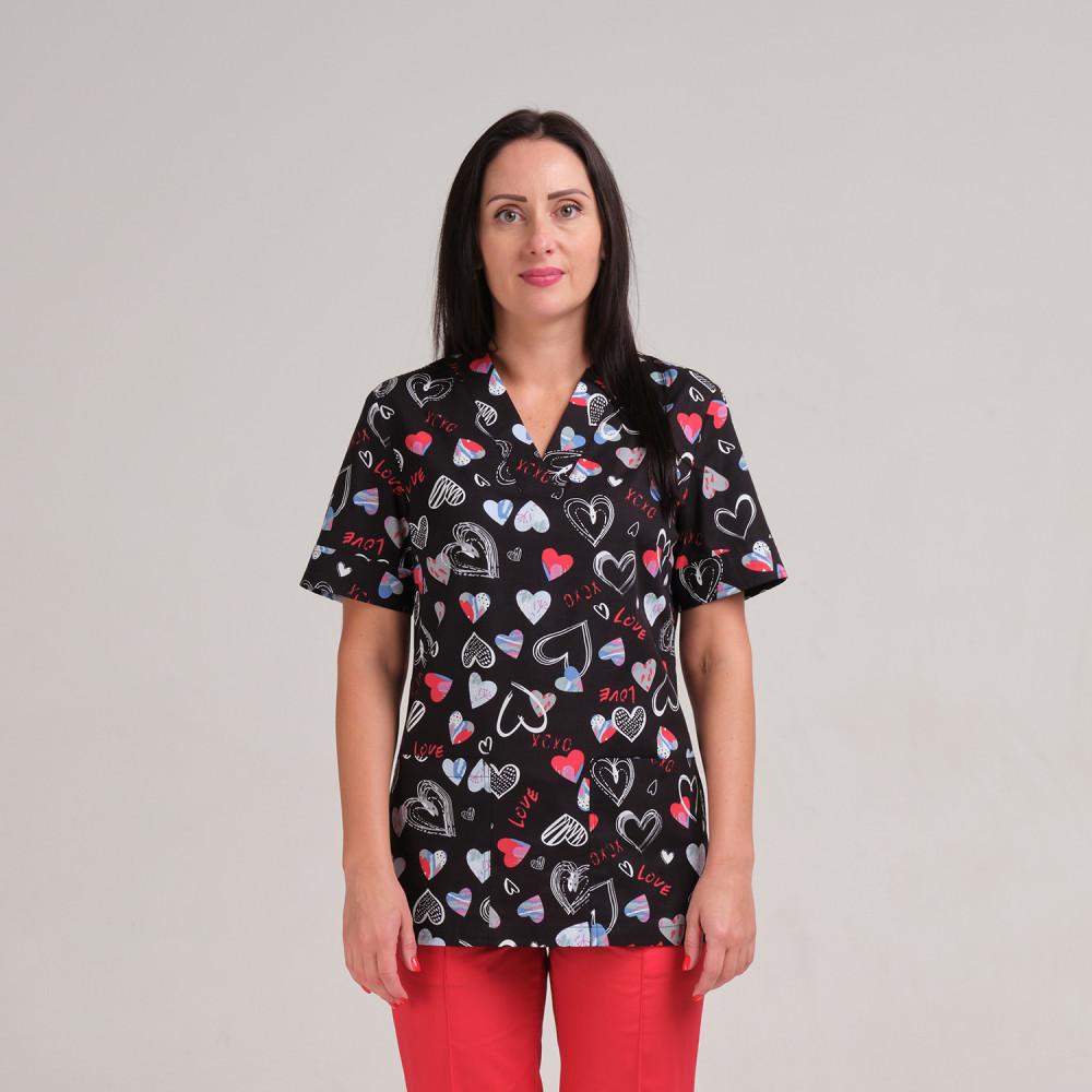 Куртка медицинская женская 9745-486