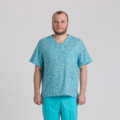Куртка медицинская мужская 9800-418