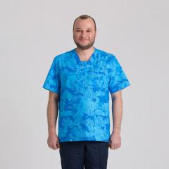 Куртка медицинская мужская 9800-426