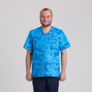 Куртка медична чоловіча 9800-426