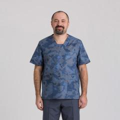 Куртка медична чоловіча 9800-430