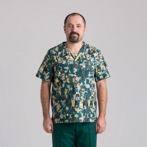 Куртка медична чоловіча 9800-437