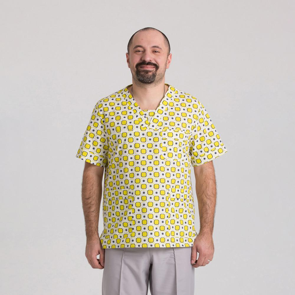 Куртка медицинская мужская 9800-450