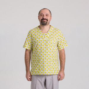 Куртка медична чоловіча 9800-450