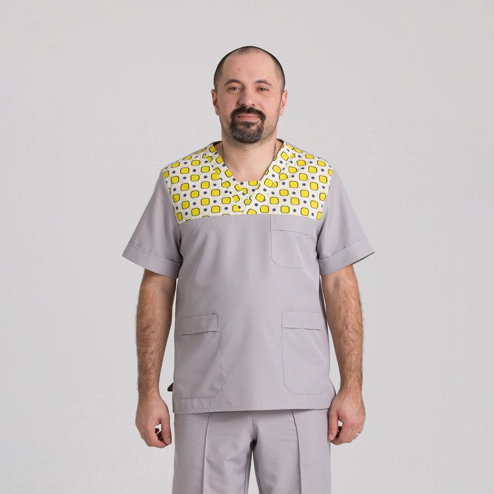 Куртка медична чоловіча 9802-102-450