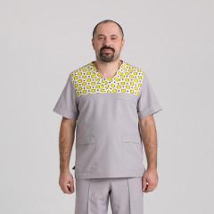 Куртка медицинская мужская 9802-102-450