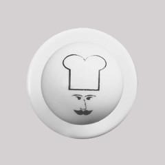 Пуклі кухарські 6305 Chef's face
