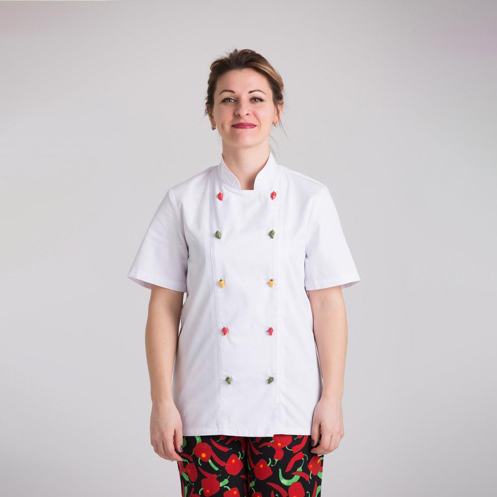 Кітель кухарський жіночий 9300-102